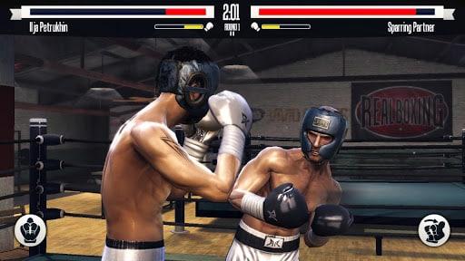 real boxing 4