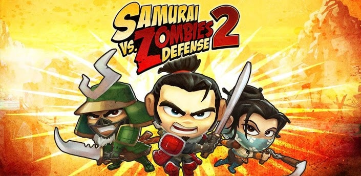 samurai vs zombies 2 header