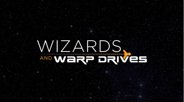 wizards and warp drives