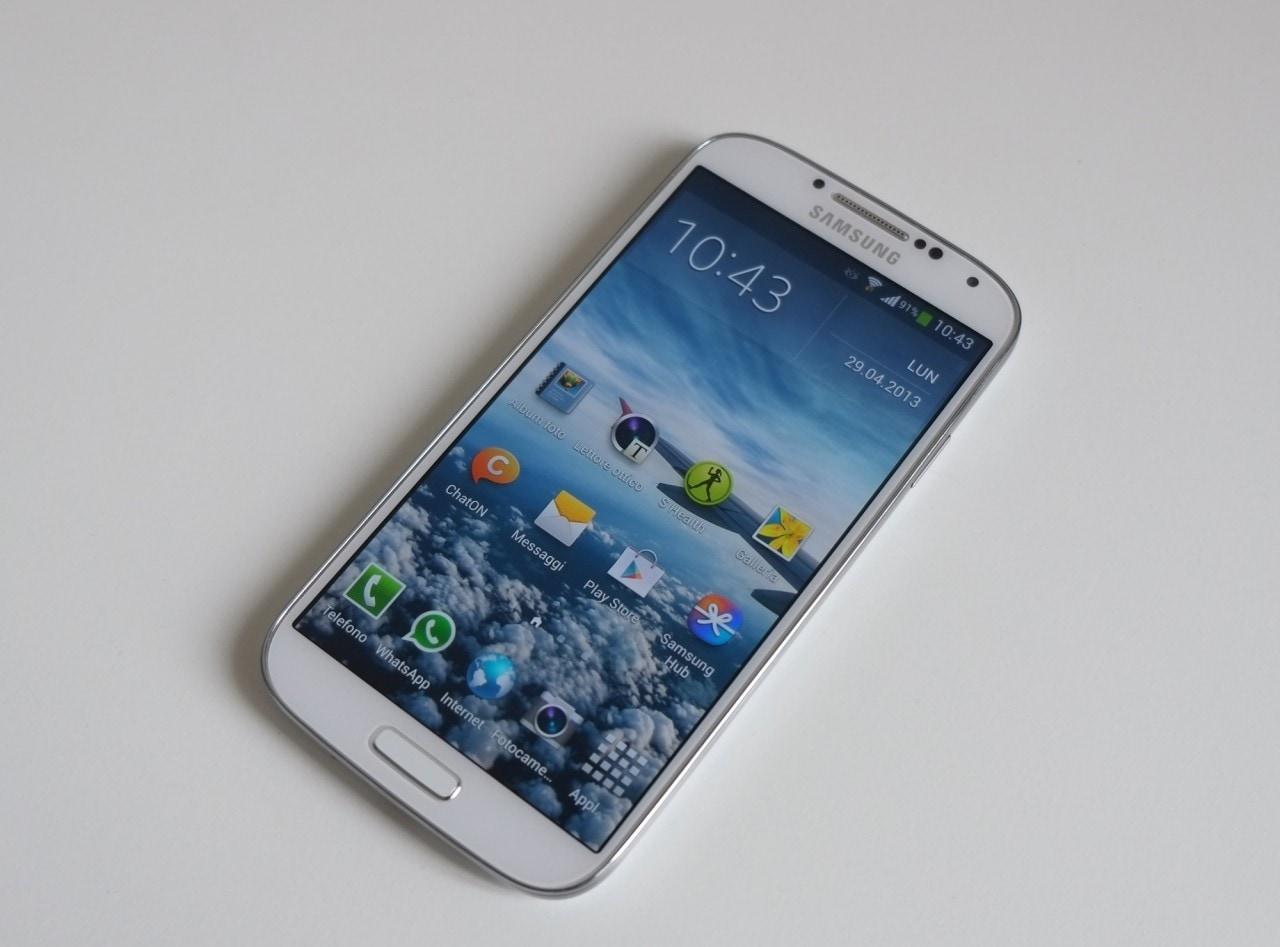 Galaxy S4 01