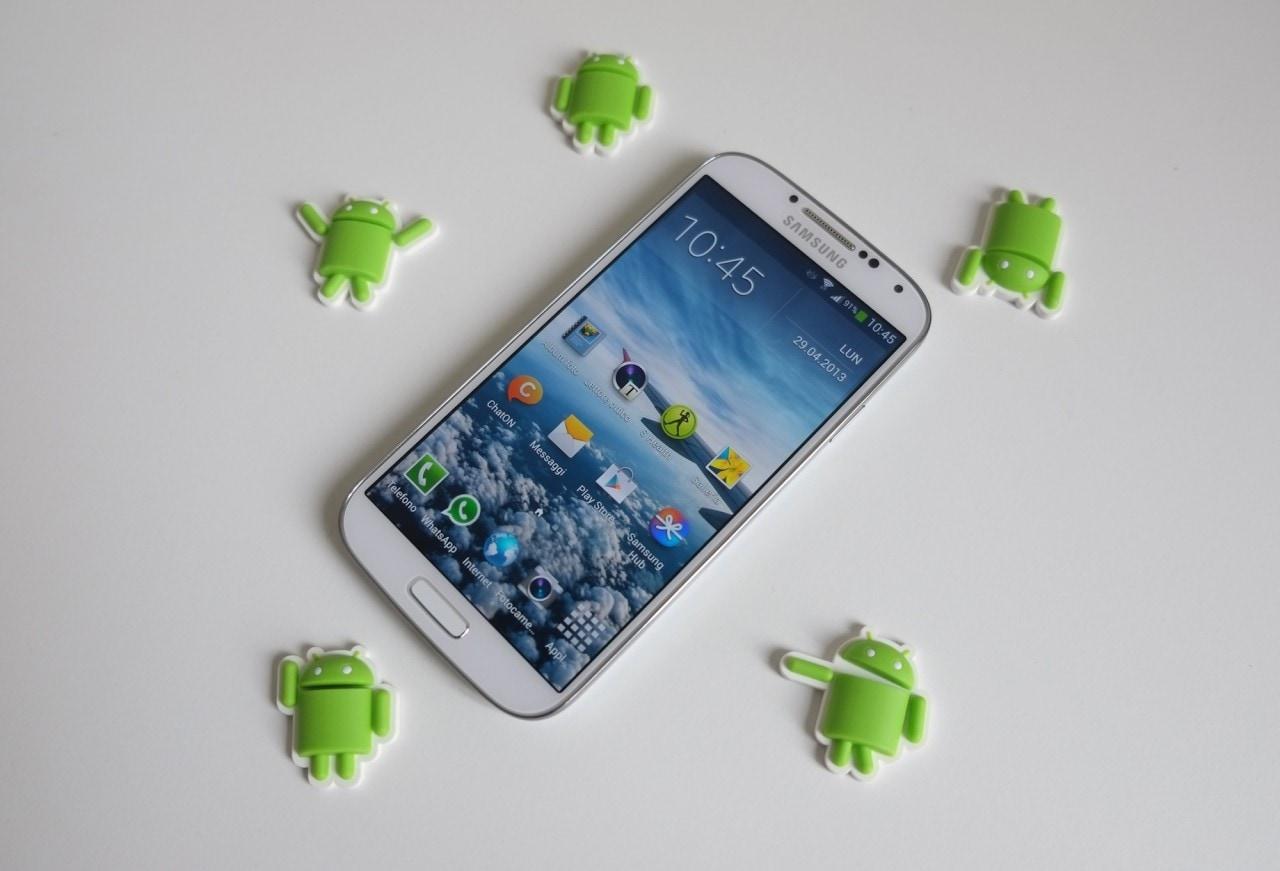 Samsung Galaxy S4 no brand riceve un nuovo aggiornamento