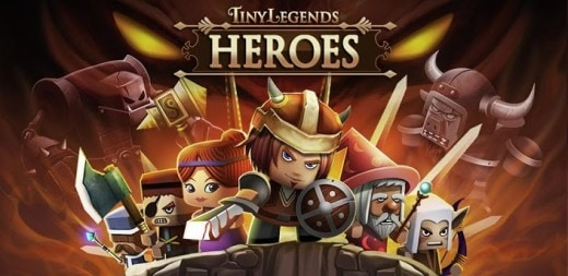 Tiny Legends Heroes 1