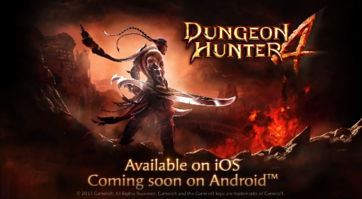 dungeon hunter 4 coming soon