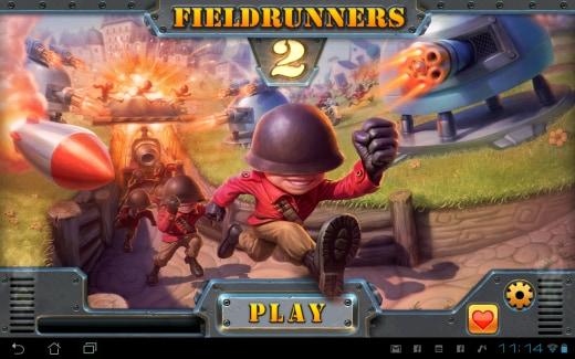 fieldrunners 2 1