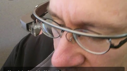 glass con occhiali