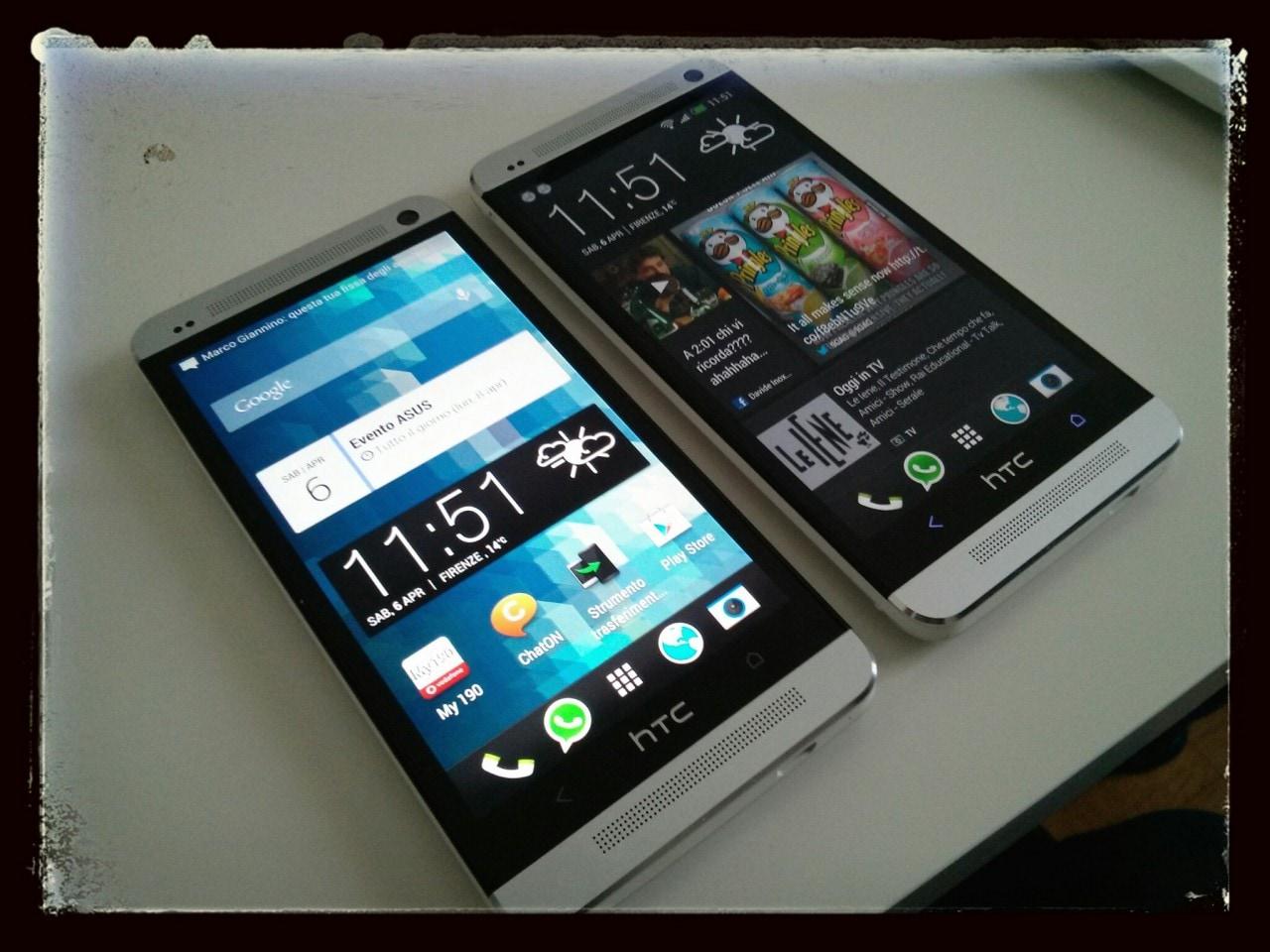 La Sense 6.0 arriva anche su HTC One (M7) a marchio TIM