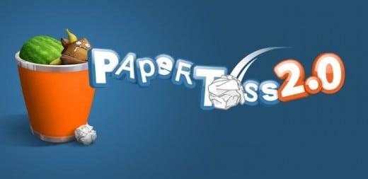 paper toss 2.0 1
