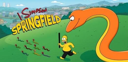 simspon springfield update