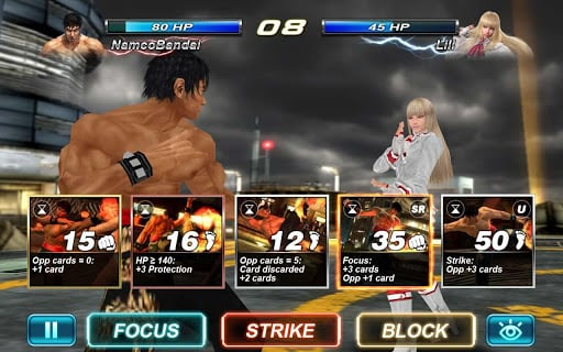 tekken card tournament 5