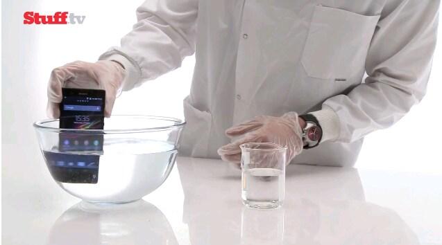 xperia z acido