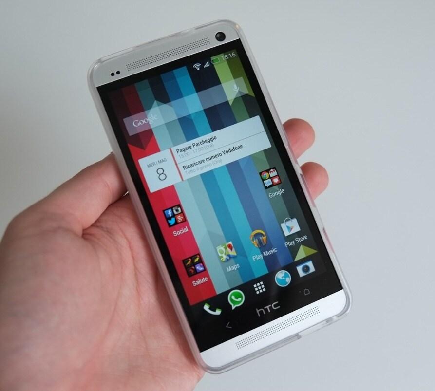 HTC One riceve l'aggiornamento alla Sense 6 in Canada