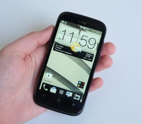 HTC Desire X 1