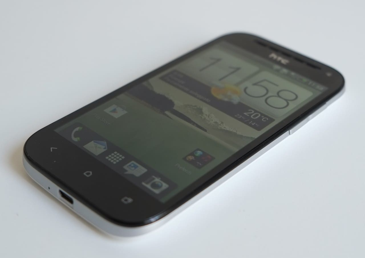 HTC One SV, il nostro unboxing