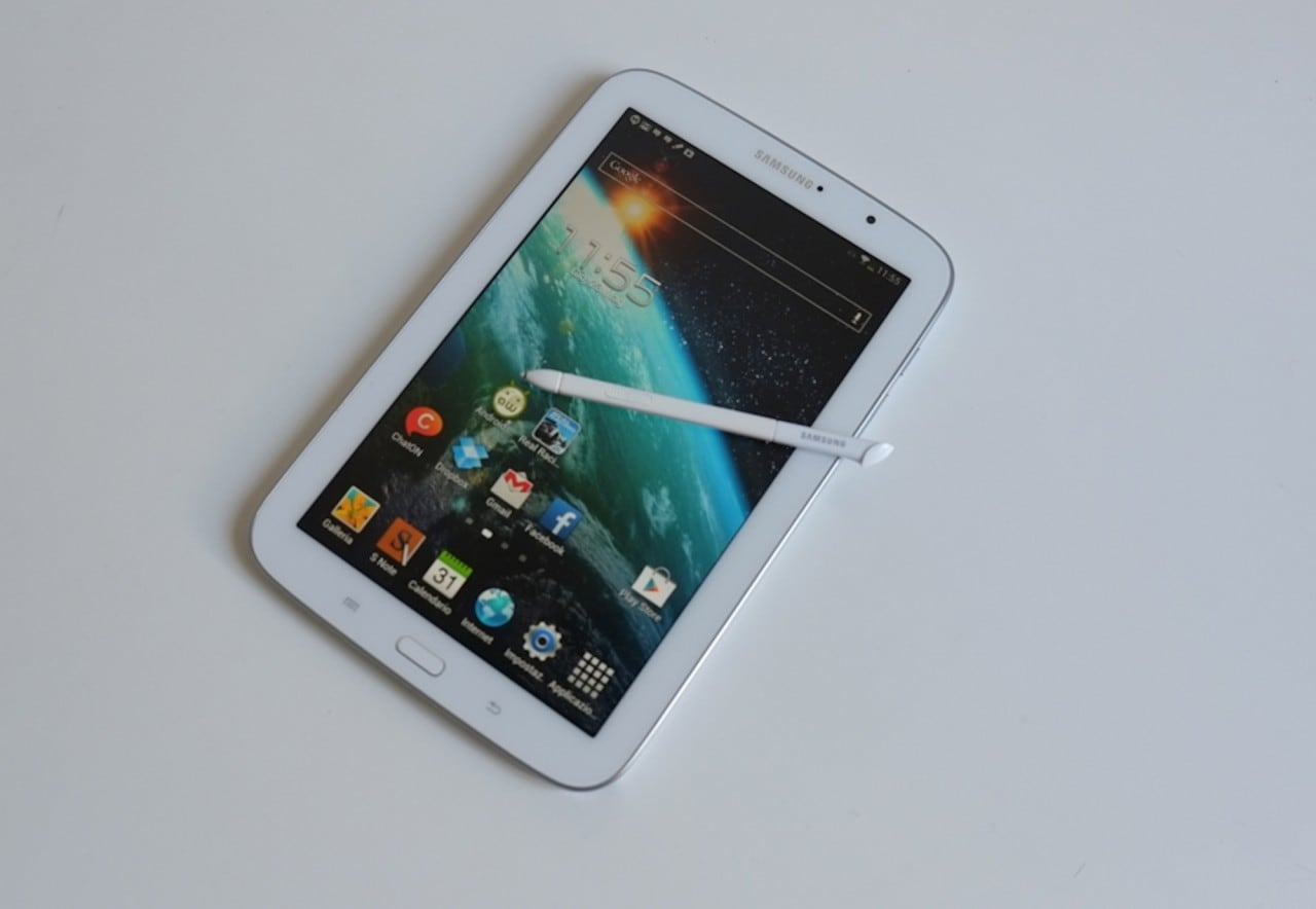 Samsung Galaxy Note 8.0 10