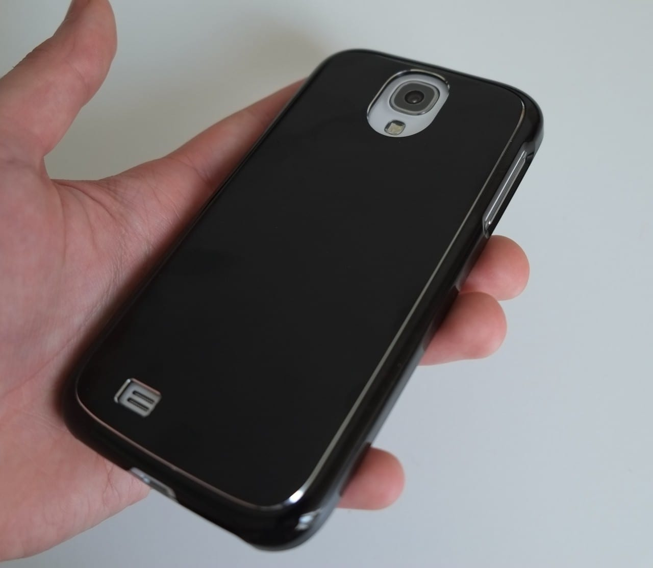Samsung S4 Metal Cover5
