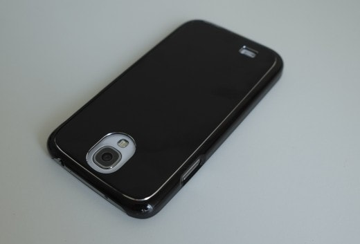 Samsung S4 Metal Cover7