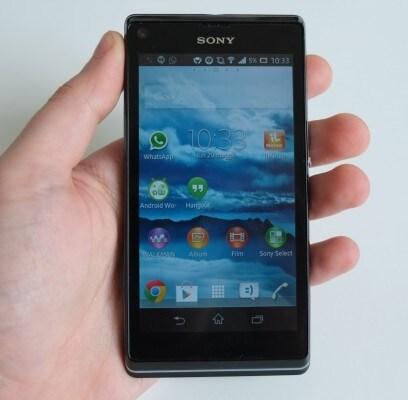 Sony Xperia L 7