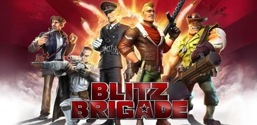 Blitz Brigade – FPS online n.1 (viva la modestia): il FPS di Gameloft arriva sul Play Store