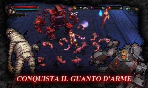 dark avenger 5