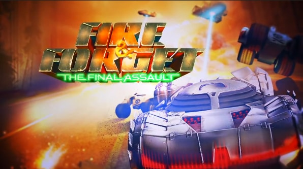Fire & Forget: The Final Assault sbarca sul Play Store