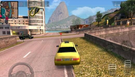 Se ruberete un taxi, potrete attivare la rispettiva missione-lavoro taxi per guadagnare denaro extra.