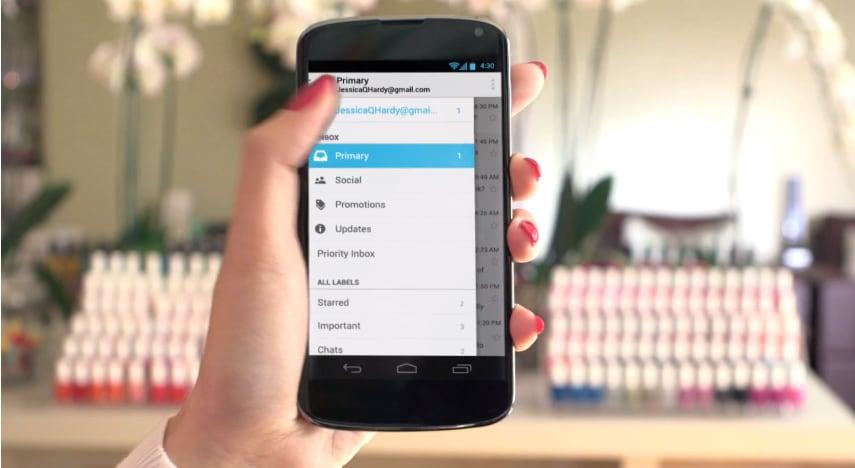 Google annuncia la tanto attesa nuova versione di Gmail, sia per desktop che per Android!