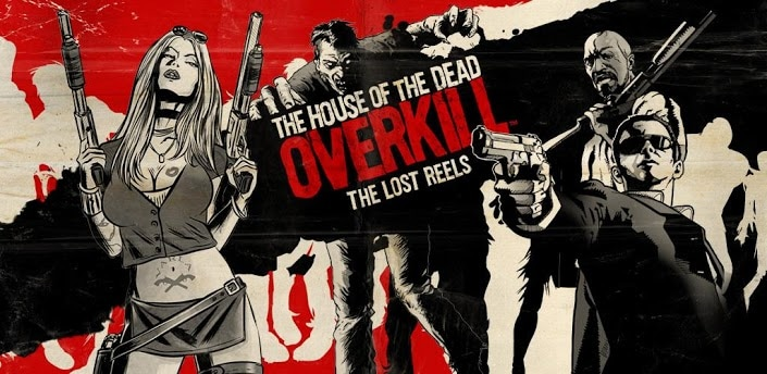 The House of the Dead Overkill The Lost Reels in offerta sul Play Store