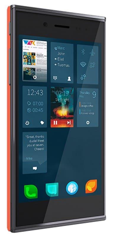 Jolla presenta il suo primo smartphone con OS Sailfish: ecco tutti i