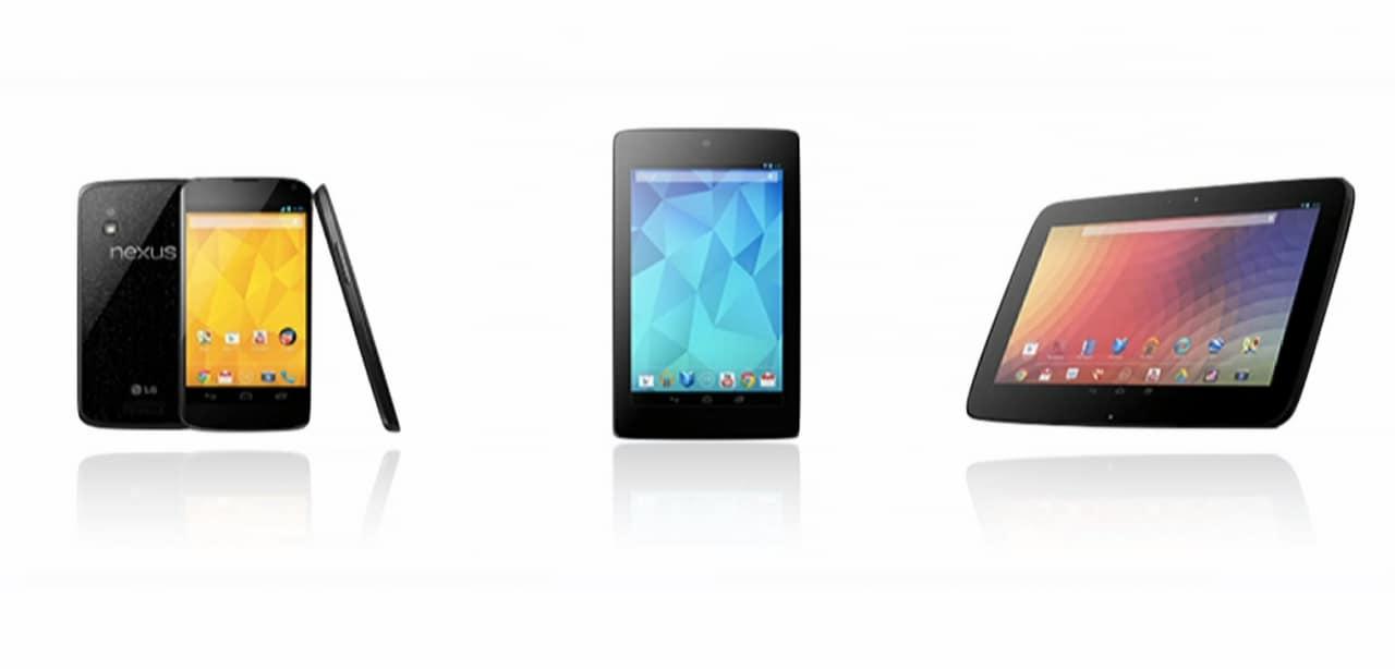 Il nuovo Nexus 7 appare in una presentazione del Google I/O?