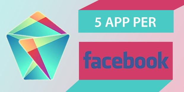 migliori app android facebook