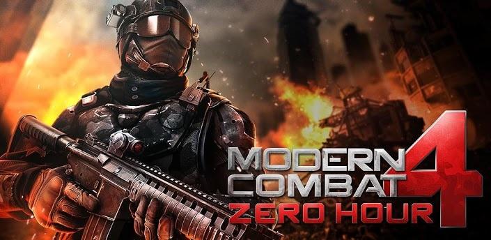 modern combat 4 header
