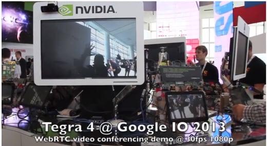 nvidia webrtc