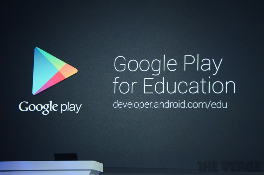 Android arriva sui banchi delle scuole con Google Play for Education
