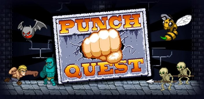 punch quest 1