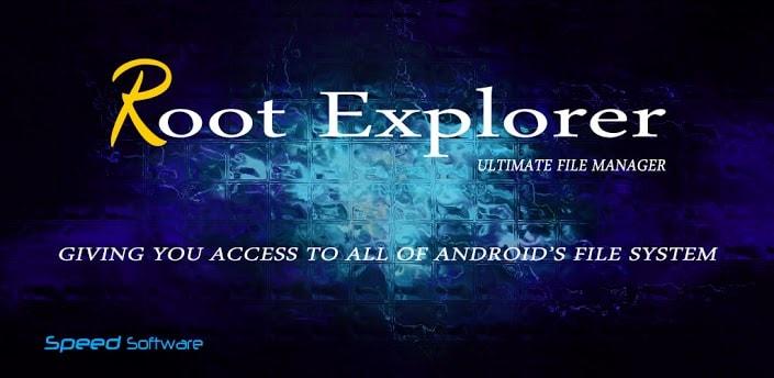 root-explorer