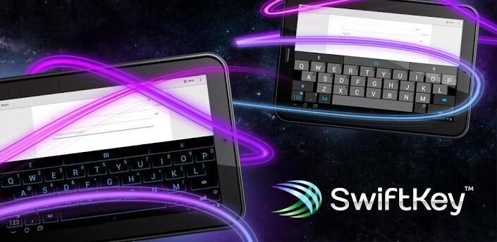swiftkey tablet