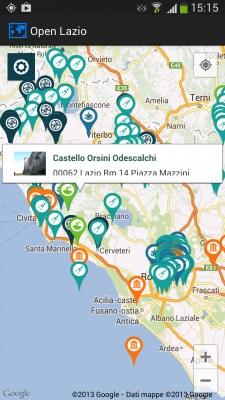 Open Lazio