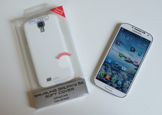Soft Cover Galaxy S4 1