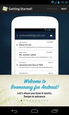 Boomerang gmail coupon