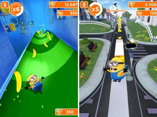 Le animazioni dei minion sono ben curate e accompagnano il ritmo di gioco rendendolo più vivo.