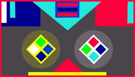 Le collisioni tra oggetti produrranno suoni in linea con la musica del gioco.