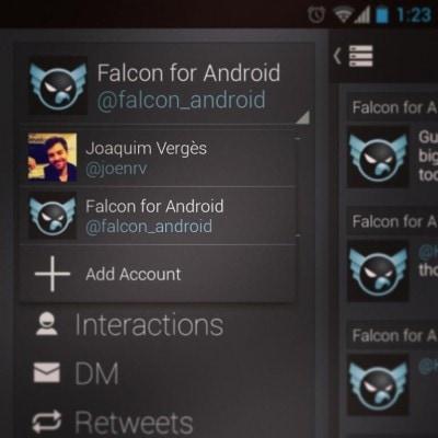 falcon multi-account