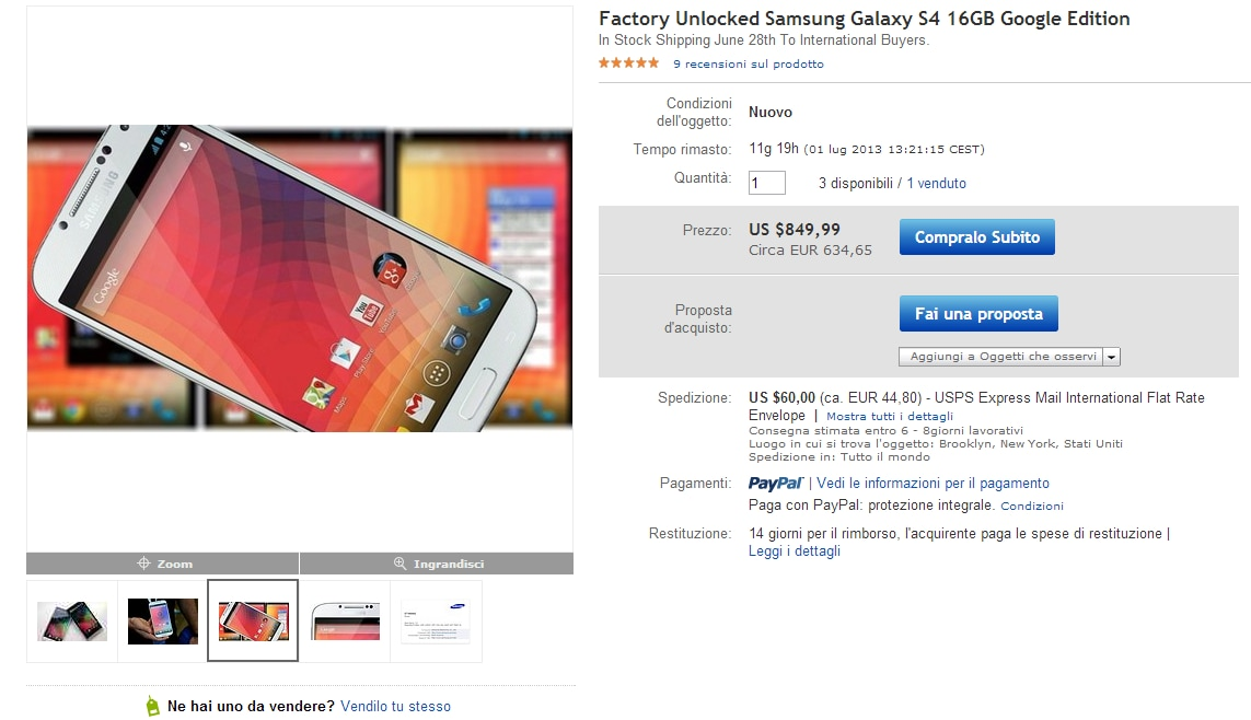 gs4 ebay