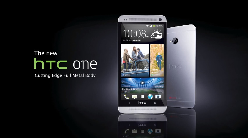 htc one body