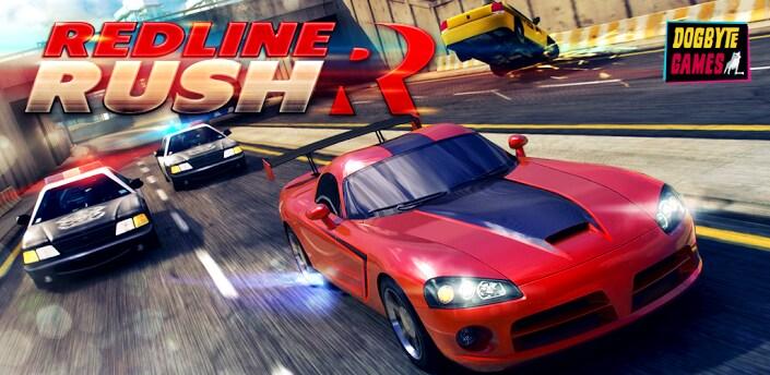redline rush 1