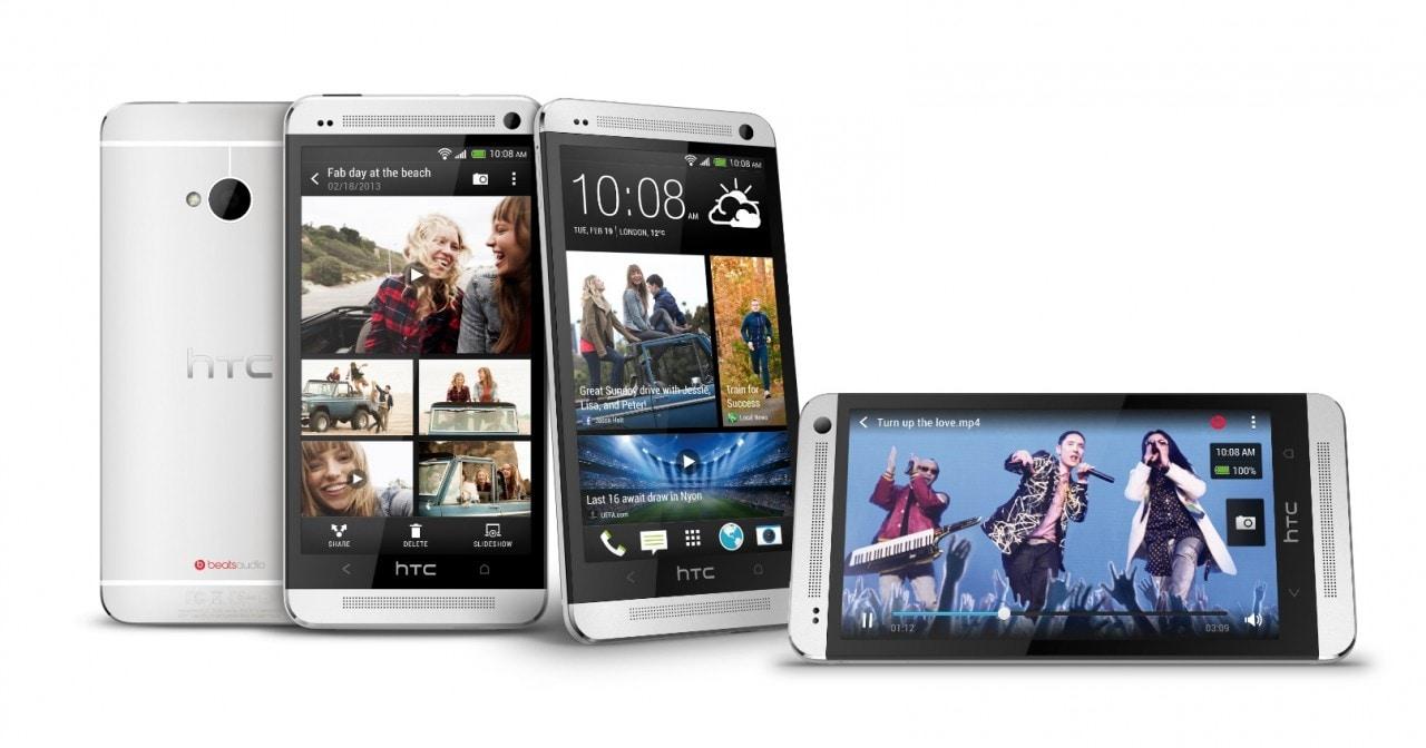 1. HTC One