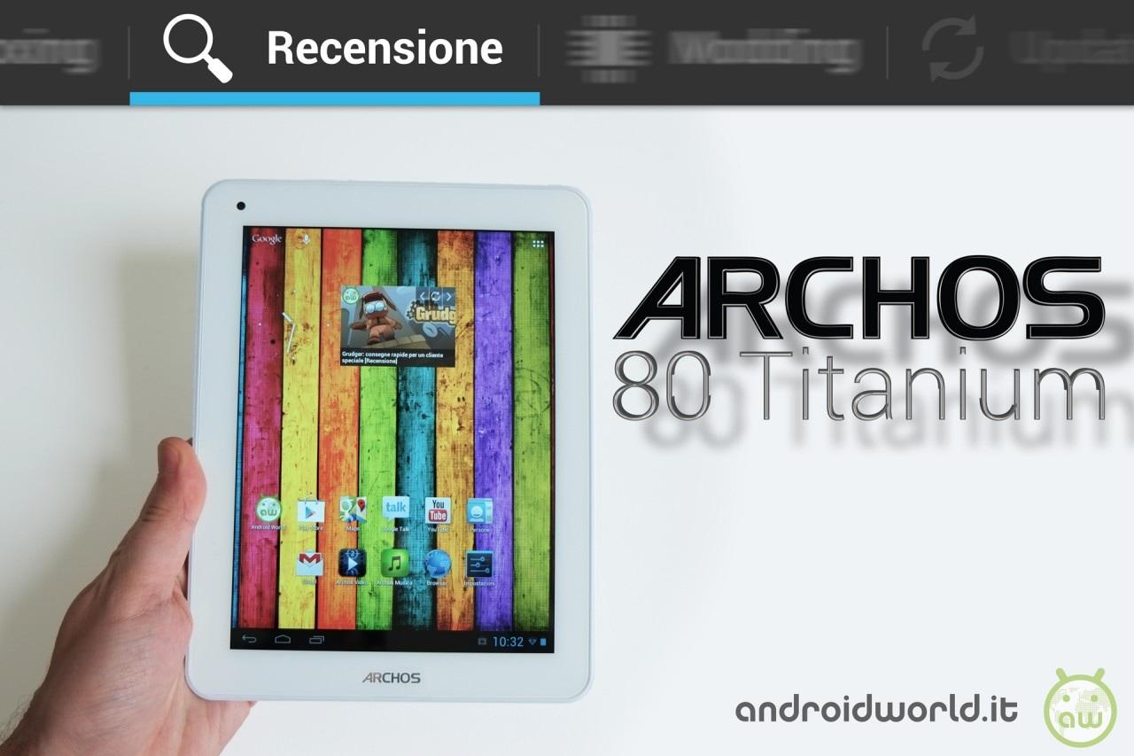 Archos 80 Titanium