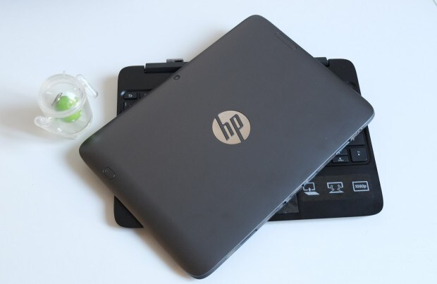 Unboxing HP Slatebook X2
