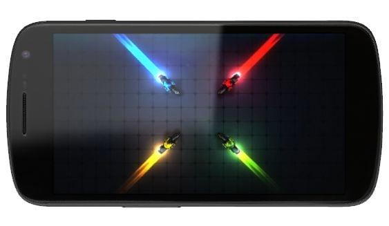 Samsun Galaxy Nexus finale