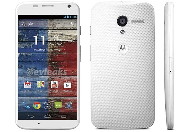 "Ecco i render ""finali"" di Motorola Moto X"